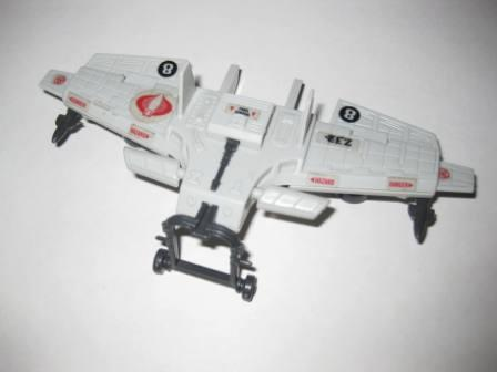 Cobra CLAW (Covert Light Aerial Weapon) (1984) - G.I. Joe